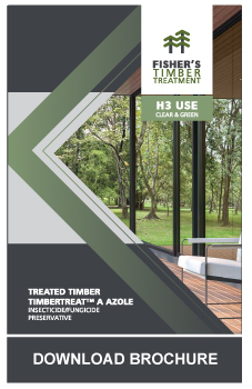 H3 Green & Clear True Core Timber Treatment Brochure