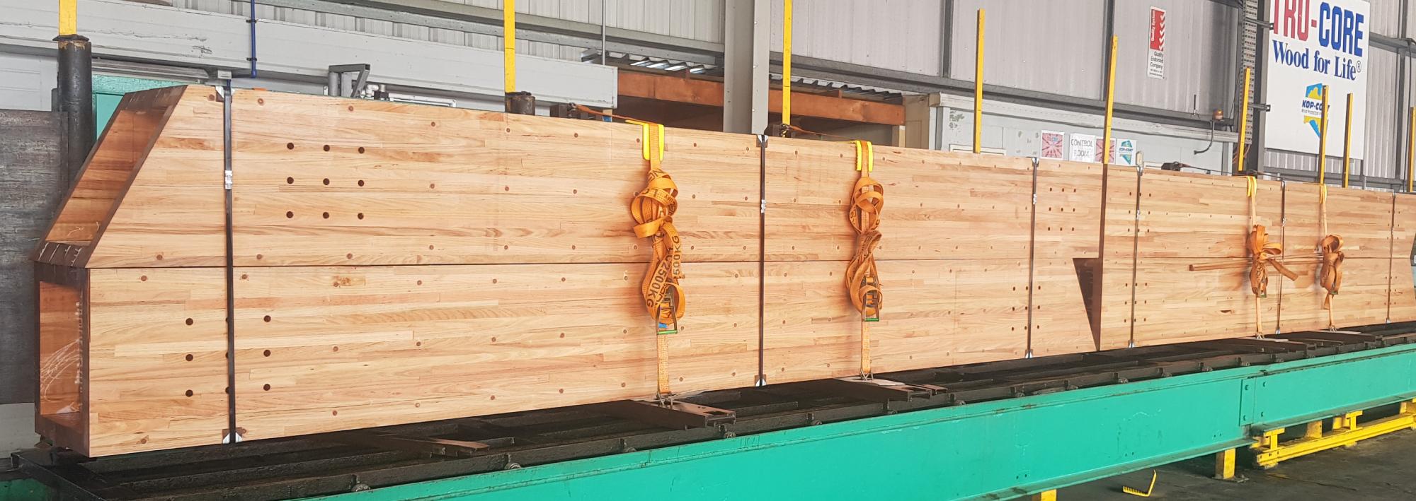 H3 Green Azole Treated Wood